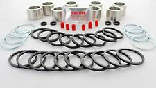 Austin Princess FRONT Brake Caliper Seal & Pistons (S/Steel) Repair Kit (BRKP32)