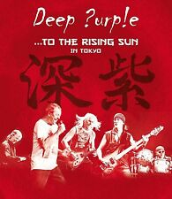 DEEP PURPLE - TO THE RISING SUN (IN TOKYO)  BLU-RAY NEU