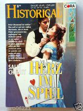 Herz im Spiel - Sally Cheney - Historical Band 126