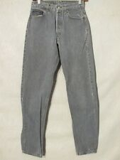 D8561 Levi's 501 USA Made Killer Fade Gray Jeans Men's 26x30
