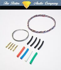 "Cardas 33awg Int rewire kit 9"" tonearms Rega SME Jelco Linn Roksan"