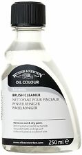 Winsor & Newton Artists Brush Cleaner 250 ml - Transparent