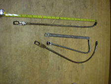 Lot of Prewar Bicycle Odd Fork & Rack Trusses Elgin Monark Columbia Schwinn &