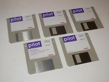 "Set De 5 X 3,5 ""disco software para Palm Pilot ~ U.s. Robotics ~ Nuevo / Sin Usar"