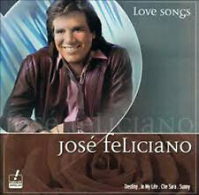 CD JOSE JOSE' FELICIANO LOVE SONGS NUOVO ORIGINALE RARO SIGILLATO NEW ORIGINAL