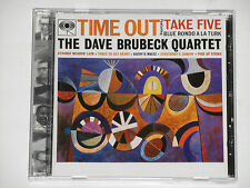 THE DAVE BRUBECK QUARTET -Time Out- CD