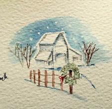 FENCE WOOD Uget photo#2 RETIRED L@@K@examples ART IMPRESSIONS RUBBER STAMPS