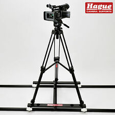 Hague Camera Tripod Tracking Dolly with Track Kit D5T
