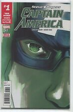 Captain America #7 NM Steve Rogers  Spencer Saiz   Marvel Comics **18