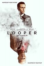 LOOPER - Movie Poster Flyer - 11X17 - JOSEPH GORDON LEVITT - VERSION A