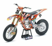 NEWRAY Ryan Dungey KTM SXF Modello Scala 1:6 MX FACTORY RACING RED BULL