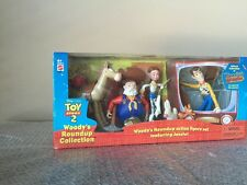 MATTEL 1999 DISNEY PIXAR TOY STORY 2 WOODY's ROUNDUP COLLECTION ACTION FIGURE