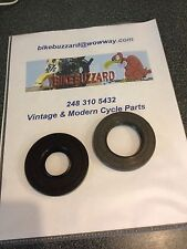 EARLY Yamaha Crank Engine Seals #1 DT1 DT2 DT3 RT1 RT2 RT3  YZ250A YZ360A NEW!