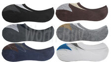 New 6 Pairs Mens No Show Loafer Boat Liner Low Cut Socks Ped Cotton Argyle 10-13