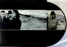 U2 VINYL LP - THE JOSHUA TREE - PICTURE DISC