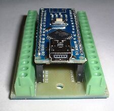 Arduino Nano V3.0 Compatible-mega328  screw terminal +nano  CH340 Chip UK stock