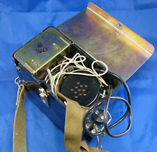 Soviet Military TAM-56  Field Phone MILITARY ARMY USSR