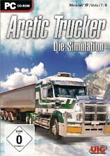 Arctic Trucker Simulator / Simulation - PC Game - *NEU*