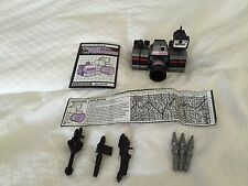 Transformers Reflector 100% Complete 1984 G1 Vintage Hasbro Action Figure WORKS!