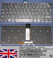 CLAVIER QWERTY UK ACER V5-122P NSK-R71BW 0U 9Z.N9RBW.10U NK.I1117.01P Backlit