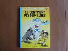 LE SCRAMEUSTACHE n° 3 *** LE CONTINENT DES DEUX LUNES