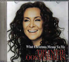 Trijntje Oosterhuis-What Christmas Means To Me Promo cd single