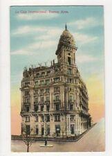 La Caja Internacional Buenos Aires Argentina 1913 Postcard 500a