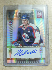 11-12 Panini Elite Passing The Torch MARK SCHEIFELE / DALE HAWERCHUK /100