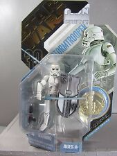 STORMTROOPER Star Wars 30th Ann. McQuarrie Concept GOLD COIN Action Figure Toy