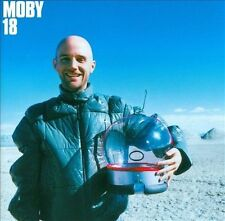 18 by Moby (CD, May-2002, Mute)