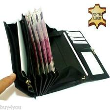 Professional Waiter Exchange Purse Taxi Market Real Leather Cards Wallet