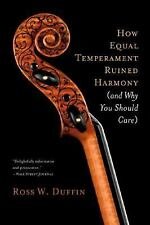 How Equal Temperament Ruined Harmony (and Why You Should Care) by Duffin, Ross