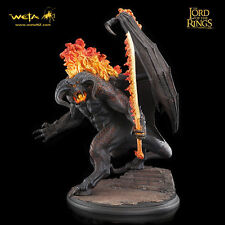 WETA Lord Of The Rings The Balrog Demon Of Shadow And Flame Statue NEW