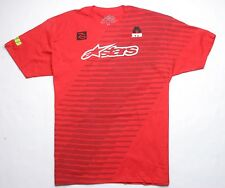 Alpinestars Track Tee (XL) Red