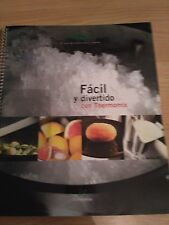 Libro de Recetas Thermomix TM31 facil y divertido con thermomix