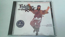 "ORIGINAL SOUNDTRACK ""FIDDLER ON THE ROOF"" CD 14TRACKS JOHN WILLIAMS BANDA SONORA"