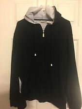 Womens St. John's Bay Zip Up Jacket With Hood Great Used Condition Size 2x