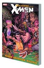 WOLVERINE AND THE X-MEN AARON-BRADSHAW-BACHALO- MARVEL HARDCOVER VOL 2 NEW COND