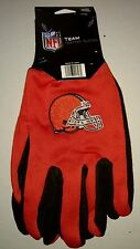 CLEVELAND BROWNS TECHNOLOGY TEXTING GLOVES FREE SHIPPING!