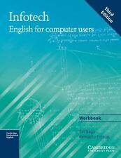 NEW - Infotech Workbook: English for Computer Users