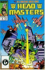 Transformers: Headmasters # 2 (of 4) (USA, 1987)