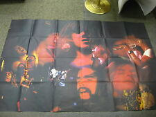 Vtg Huge Chicago (the band) at Carnegie Hall Poster AS-IS (4'x6')