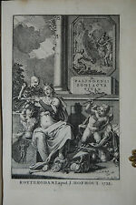 Palingenius – Zodiacus vitae – Rotterdam 1722