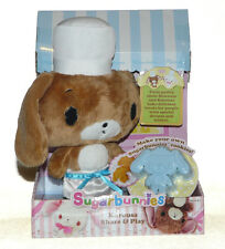 Sanrio Sugarbunnies Kurousa Share & Play Plush doll toy bunny with Cookie Cutter