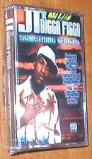 JT The Bigga Figga ~ Something Crucial - New Cassette Album with 12 Tracks