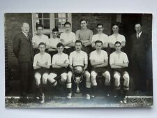 SWINDON FOOTBALL calcio 1936 old postcard vecchia cartolina fotografica England