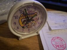 Sailor moon Mini Alarm Clock MOVIC KONDANSHA JAPAN VINTAGE CHIBI rare Nakayosi