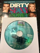 Dirty Sexy Money - Season 2, Disc 2 REPLACEMENT DISC (not full season)