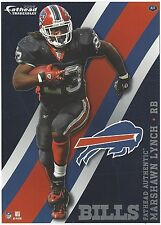 MARSHAWN LYNCH BUFFALO BILLS CAL BEARS SEAHAWKS FATHEAD TRADEABLES 2009 #A11