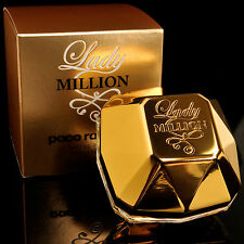PACO RABANNE 1 LADY MILLION EAU DE TOILETTE 30 ml 1 oz Womens Perfume NEW IN BOX
